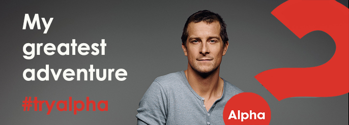 Alpha Bear grylls