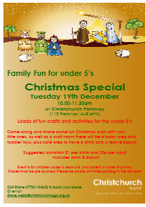 Family-fun-for-under-5-christmas-special-flyer